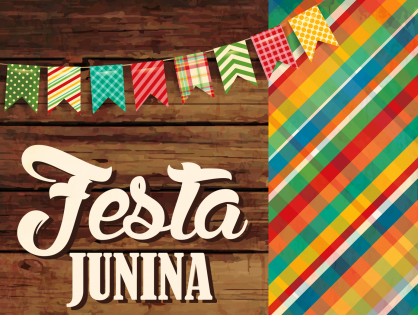 Festa Junina no Bosque